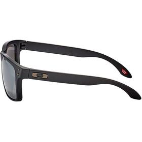 Oakley Holbrook Lunettes de soleil, matte black/prizm black polarized